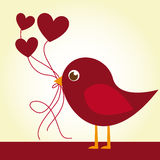 Love bird Stock Photography