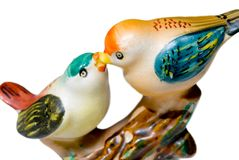 Love Birds Royalty Free Stock Images
