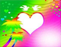 Love birds Royalty Free Stock Photography