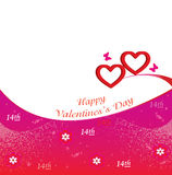 Love_blank Royalty Free Stock Images