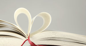 Love for books Stock Photos