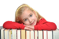 Love Books Royalty Free Stock Photo