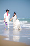 In love bride and groom Royalty Free Stock Photography