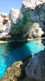 Love bridge Cyprus royalty free stock image