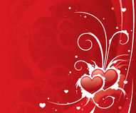 Love Bubbling Stock Image