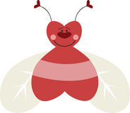 Love Bug Royalty Free Stock Image