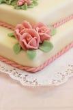 Love cake stock photo