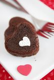 Love cakes Royalty Free Stock Photography