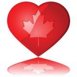Love Canada Stock Photo