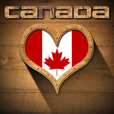 Love Canada Stock Images