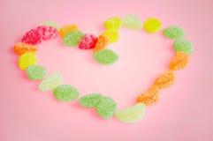 Love candies Stock Photos