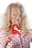 Love candy Royalty Free Stock Photos