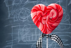 Love candy. Royalty Free Stock Photos