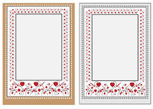 Love card Stock Images