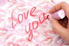 Free Love Card Stock Photos - 21324523