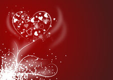 Love card background Stock Photo