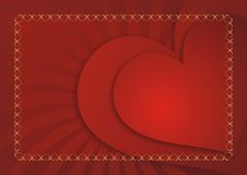 Love card background Royalty Free Stock Images