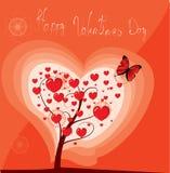 Love card design. Royalty Free Stock Photos