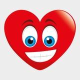 Love card design, vector illustration eps 10. Stock Images