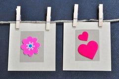Love card Stock Image