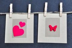 Love card Stock Photo