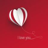 Love card Royalty Free Stock Image