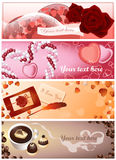 Love_cards Royalty Free Stock Photography