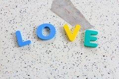 Love characters Stock Photo