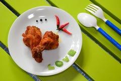 Love chicken Stock Photos