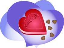 Love Chocolates Stock Image