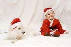 We love Christmas. Stock Photos