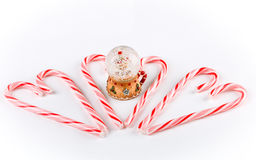 Love For Christmas Stock Images