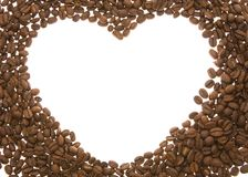 Love and coffee Stock Photo
