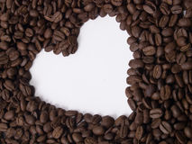 Love of coffee 6 Royalty Free Stock Images