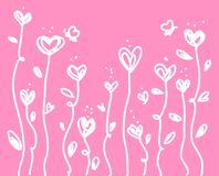 Love Collection on white background, vector illustration stock photo