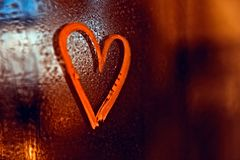 Love concept background stock images
