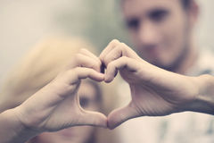 Love concept Stock Images