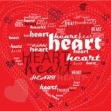 Love concept design Stock Image