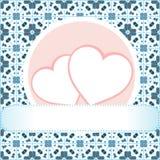 Love concept, heart, grungy style, vector Stock Photo