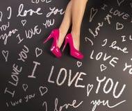 Love concept Royalty Free Stock Photos