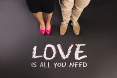 Love concept Stock Image