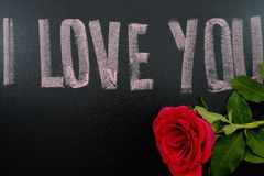 Love. Concepts and ideas. i love you royalty free stock photo