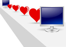 Love Connection Stock Image
