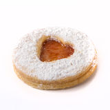 Love cookie Royalty Free Stock Photography