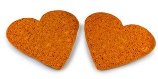 Love Cookies Stock Photos