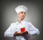 Love cooking Stock Images