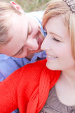 Love couple Stock Images