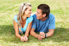 Love couple Royalty Free Stock Image