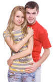 Love couple Royalty Free Stock Photo