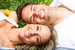 Love couple Royalty Free Stock Photos